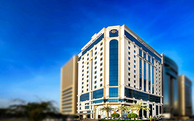 Best Western Plus Doha Hotel
