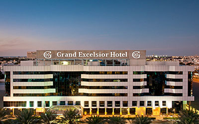 Grand Excelsior Hotel Deira Clubhotel